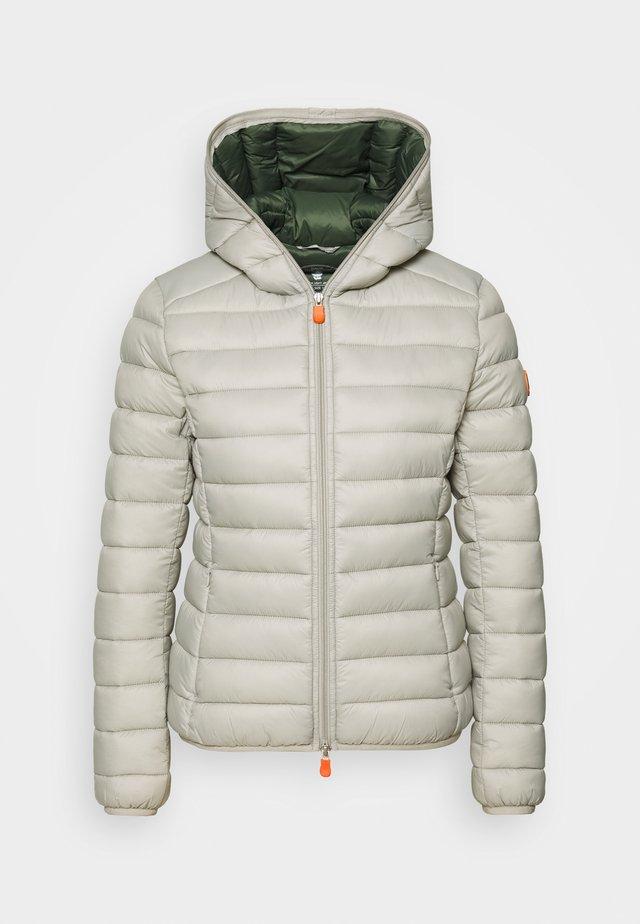 GIGAY - Veste d'hiver - frost grey