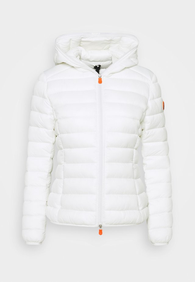 GIGAY - Winterjacke - off white