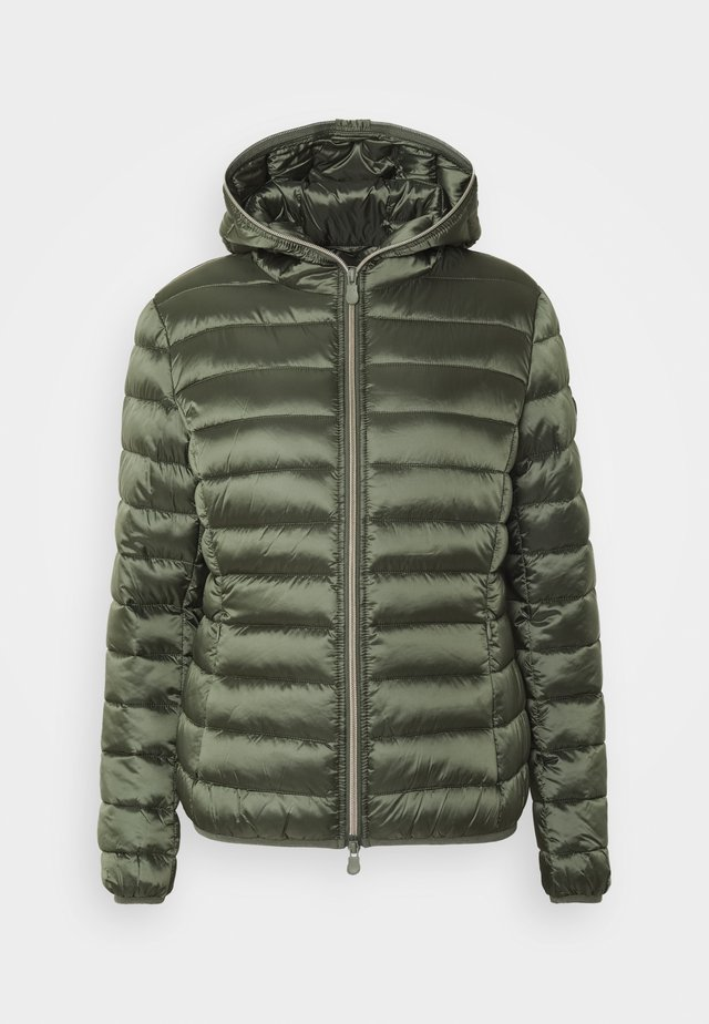 IRISY - Winter jacket - thyme green
