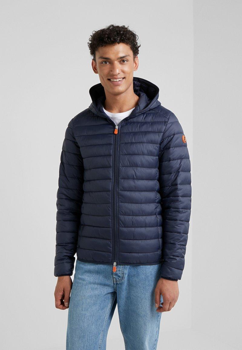 Save the duck - GIGA - Winter jacket - blue black