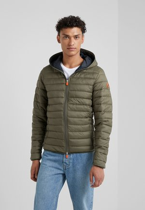 GIGA - Winter jacket - dusty olive