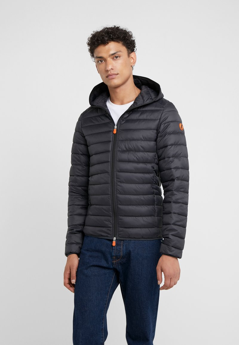 Save the duck - GIGA - Winterjacke - black
