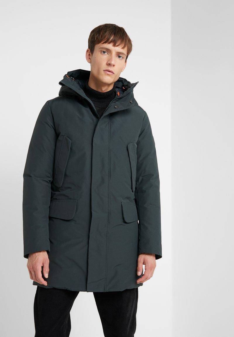 Save the duck - COPY - Winter coat - green/black