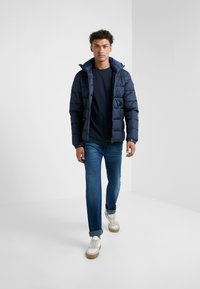 Save the duck - MEGA - Winter jacket - navy blue - 1