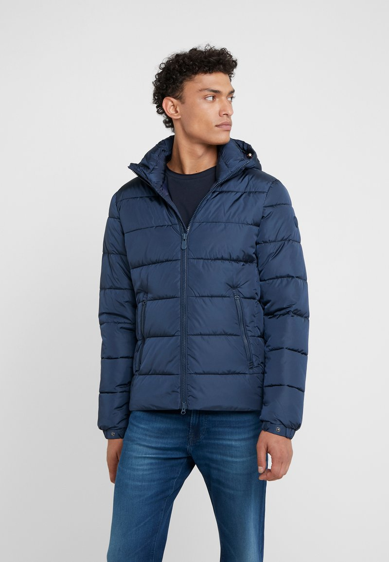 Save the duck - MEGA - Winter jacket - navy blue