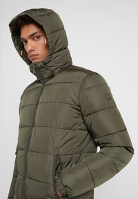 Save the duck - MEGA - Winter jacket - dusty olive - 5