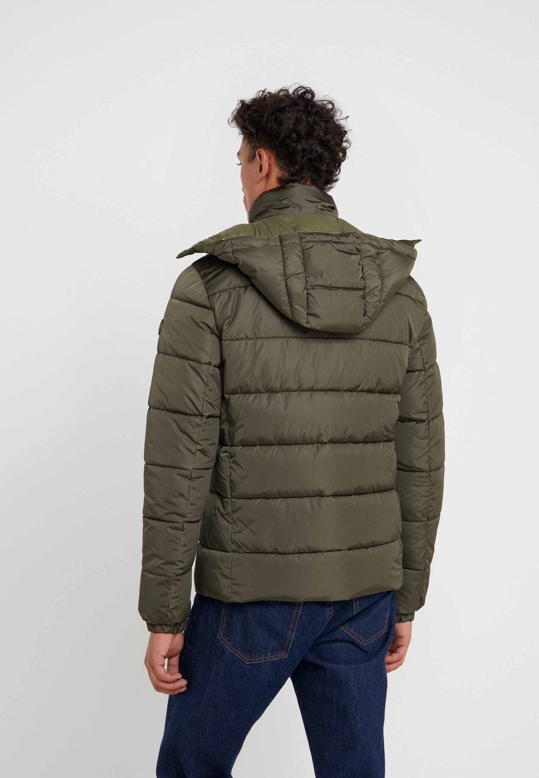 Duck Dusty The Olive MegaVeste D'hiver Save dBxerCWo