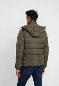 Save the duck - MEGA - Winter jacket - dusty olive - 2