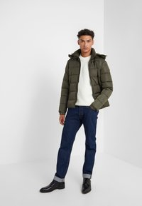 Save the duck - MEGA - Winter jacket - dusty olive - 1