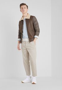 Save the duck - TONY - Light jacket - chocolate brown - 1