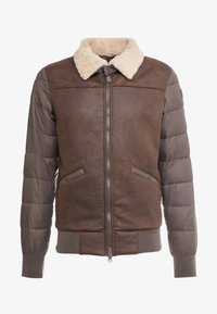 Save the duck - TONY - Light jacket - chocolate brown - 3