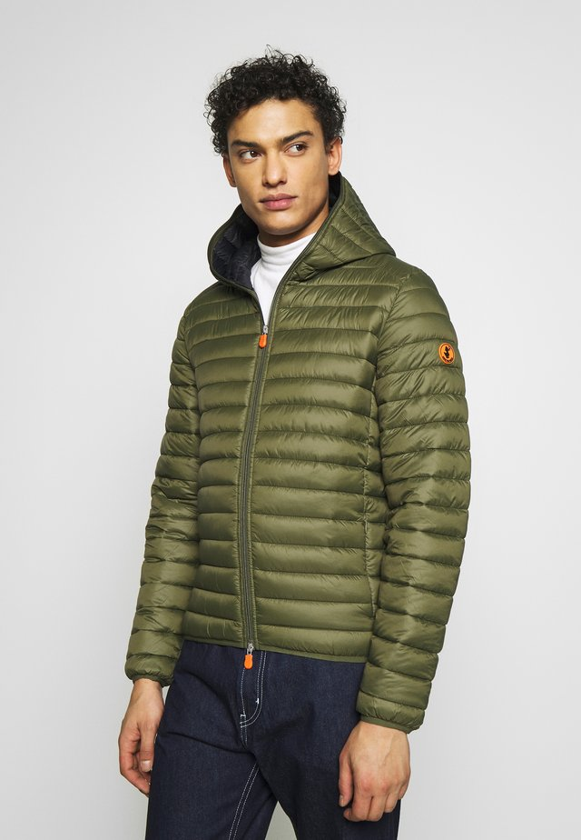 GIGAX - Light jacket - dusty olive