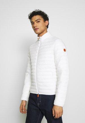 GIGAX - Light jacket - coconut white