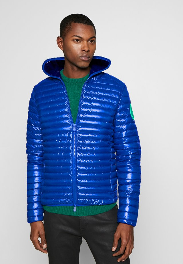 LUCKX - Light jacket - snorkel blue