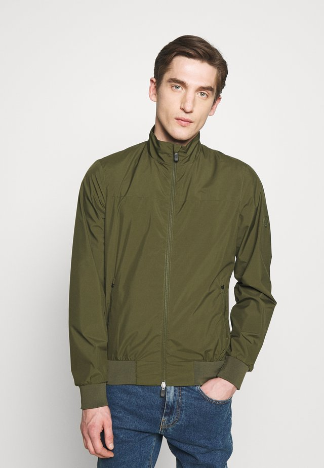 MATYX - Waterproof jacket - dusty olive