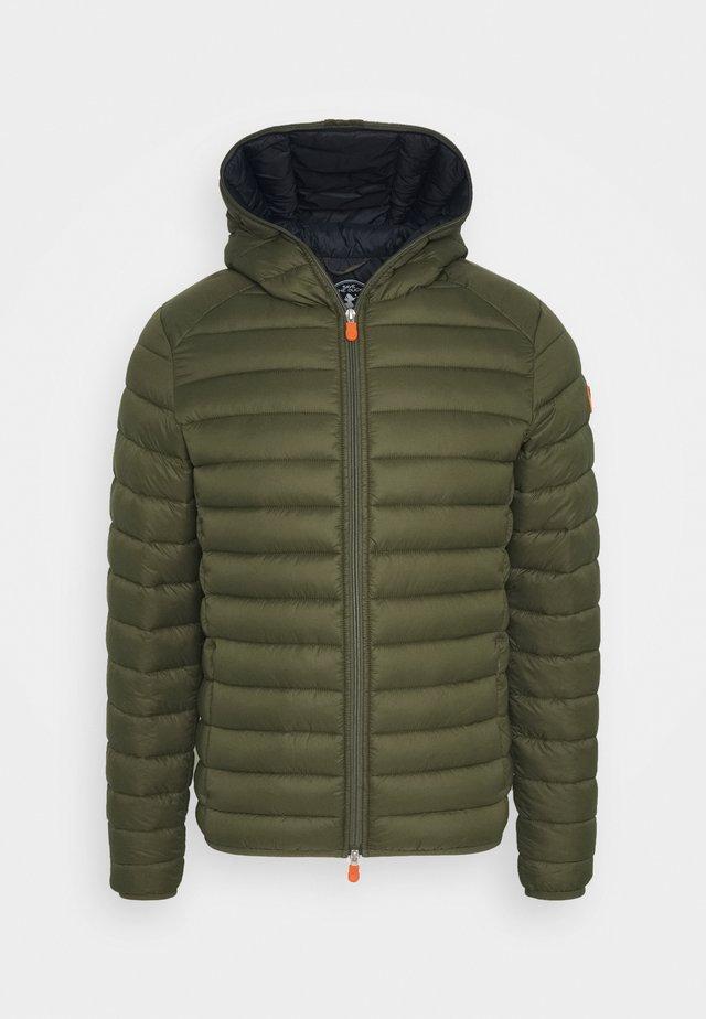GIGAY - Winter jacket - dusty olive
