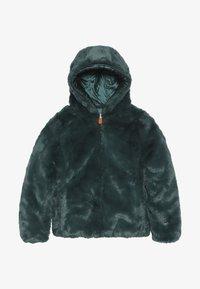Save the duck - FURY WENDEJACKE - Winter jacket - alpine green - 4