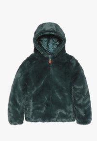 Save the duck - FURY WENDEJACKE - Winter jacket - alpine green - 0