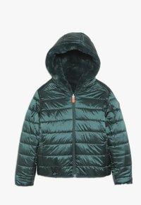 Save the duck - FURY WENDEJACKE - Winter jacket - alpine green - 2