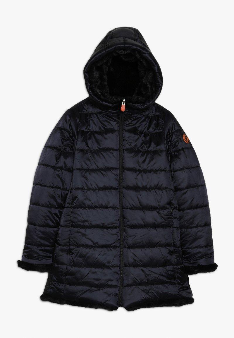 Save the duck - FURY WENDEJACKE - Winter coat - black