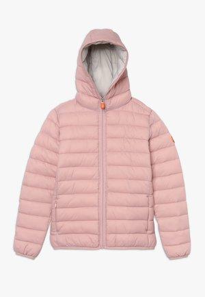 GIGA - Winter jacket - blush pink