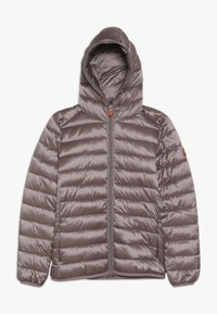 Save the duck - IRIS - Winter jacket - misty rose - 0