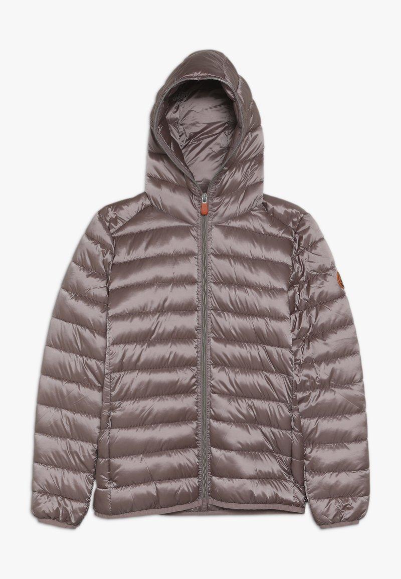 Save the duck - IRIS - Winter jacket - misty rose