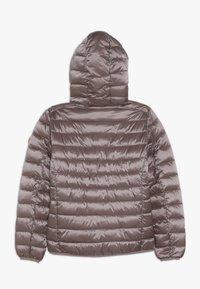 Save the duck - IRIS - Winter jacket - misty rose - 1