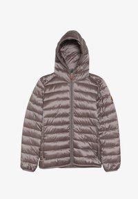 Save the duck - IRIS - Winter jacket - misty rose - 4
