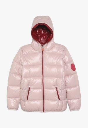 LUCK - Winter jacket - blush pink