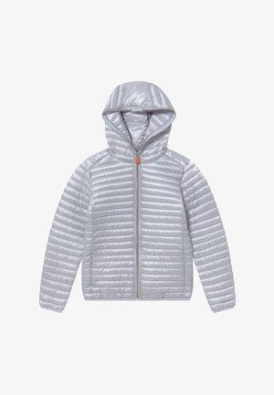 Lehká bunda - chrystal grey