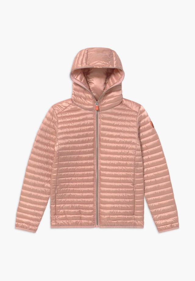 Overgangsjakker - powder pink