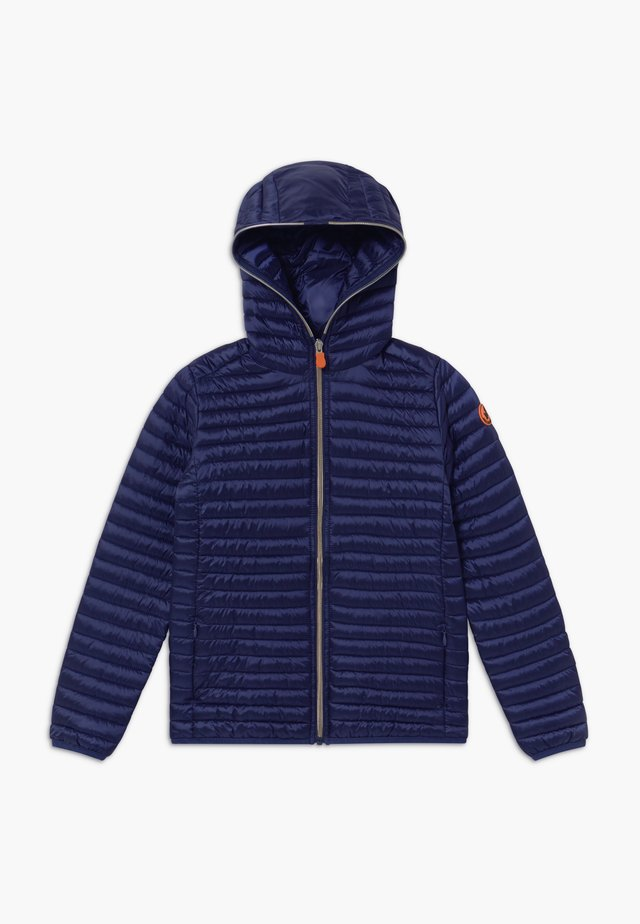 Lehká bunda - navy blue