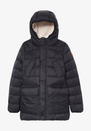 GIGA - Zimní kabát - black