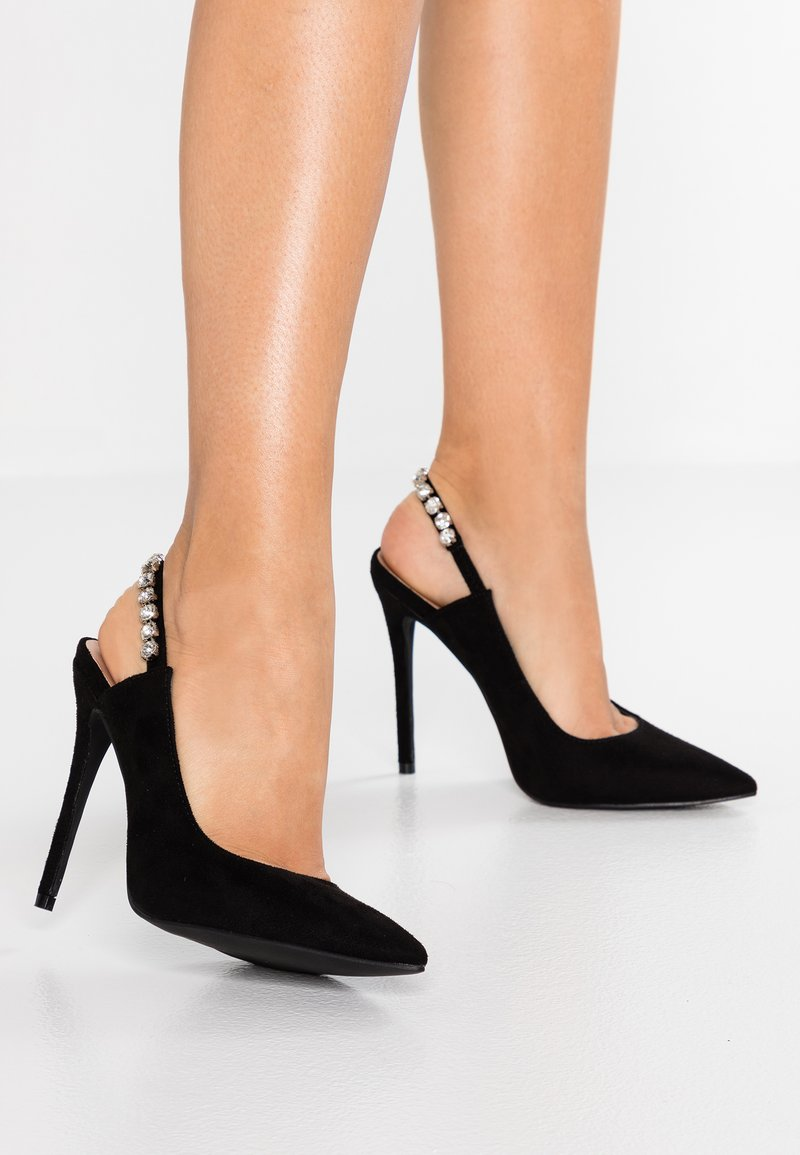 TD by True Decadence - High Heel Pumps - black