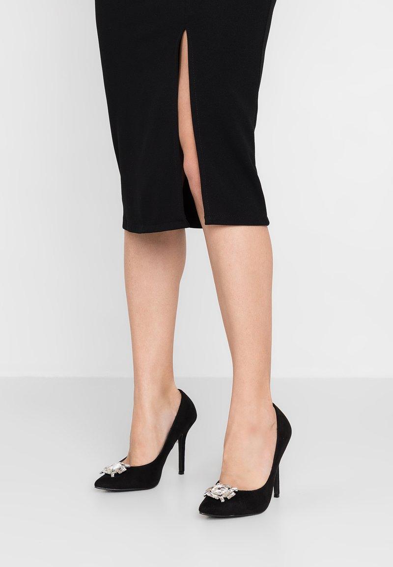 TD by True Decadence - High heels - black