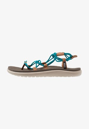 VOYA INFINITY - Walking sandals - deep lake