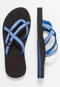 Teva - OLOWAHU - Sandaler m/ tåsplit - himalaya lapis blue - 1