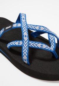 Teva - OLOWAHU - Sandaler m/ tåsplit - himalaya lapis blue - 5