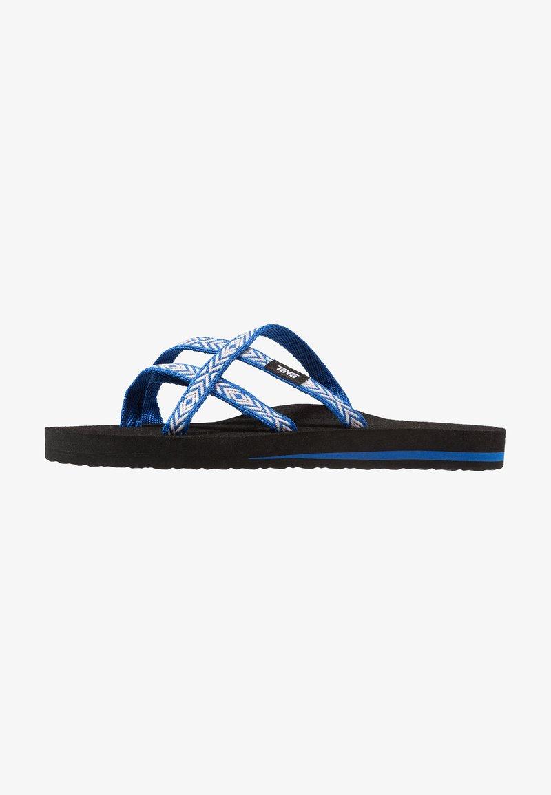 Teva - OLOWAHU - Sandaler m/ tåsplit - himalaya lapis blue