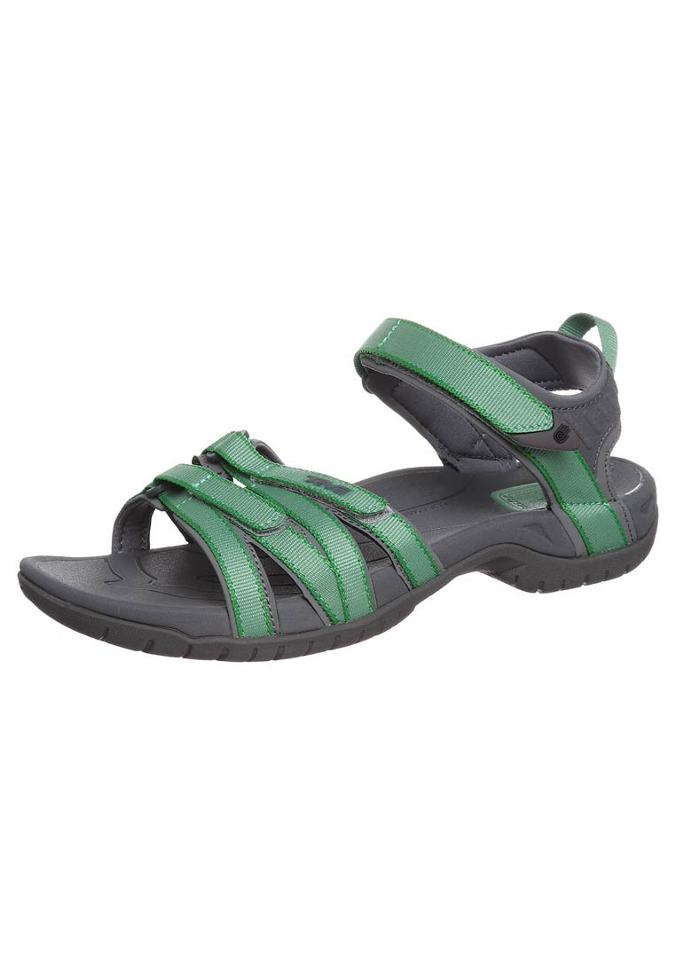 Teva - TIRRA - Walking sandals - green