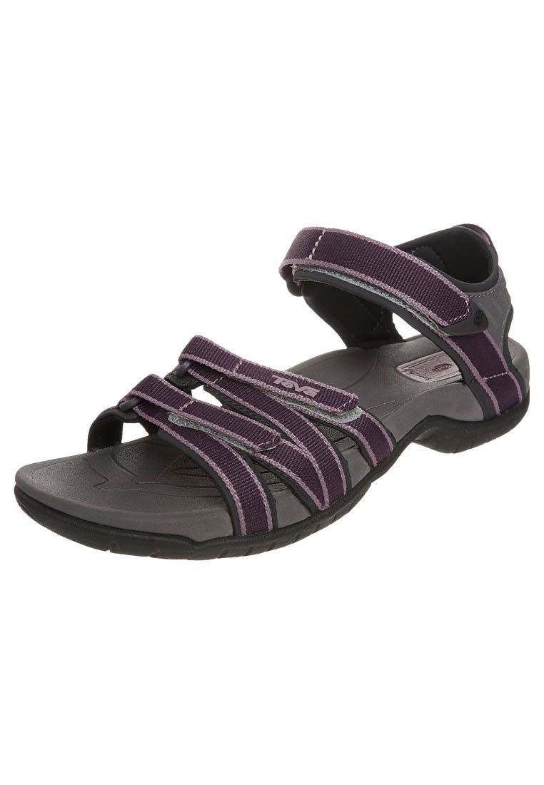 Teva - TIRRA - Walking sandals - decadent chocolate