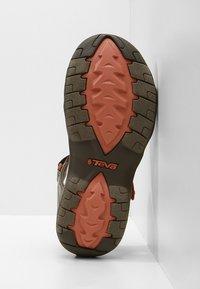 Teva - TIRRA - Outdoorsandalen - taupe/multi - 4