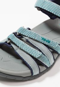 Teva - TIRRA - Walking sandals - hera gray mist - 5