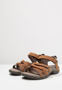 Teva - TIRRA - Walking sandals - rust - 3