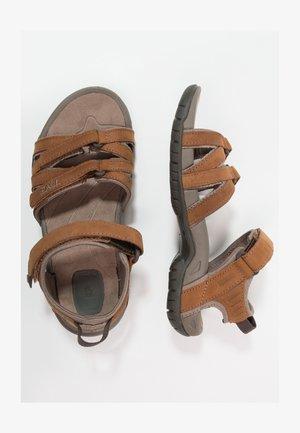 TIRRA - Chodecké sandály - rust