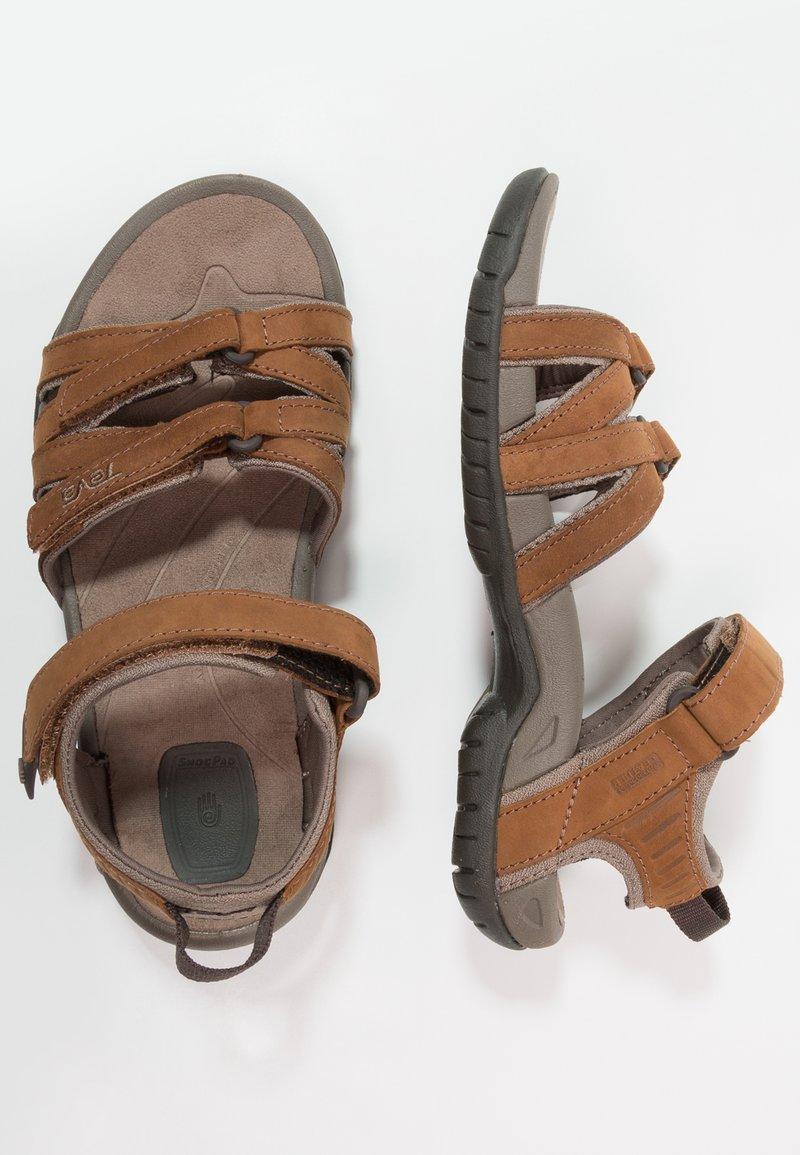 Teva - TIRRA - Walking sandals - rust