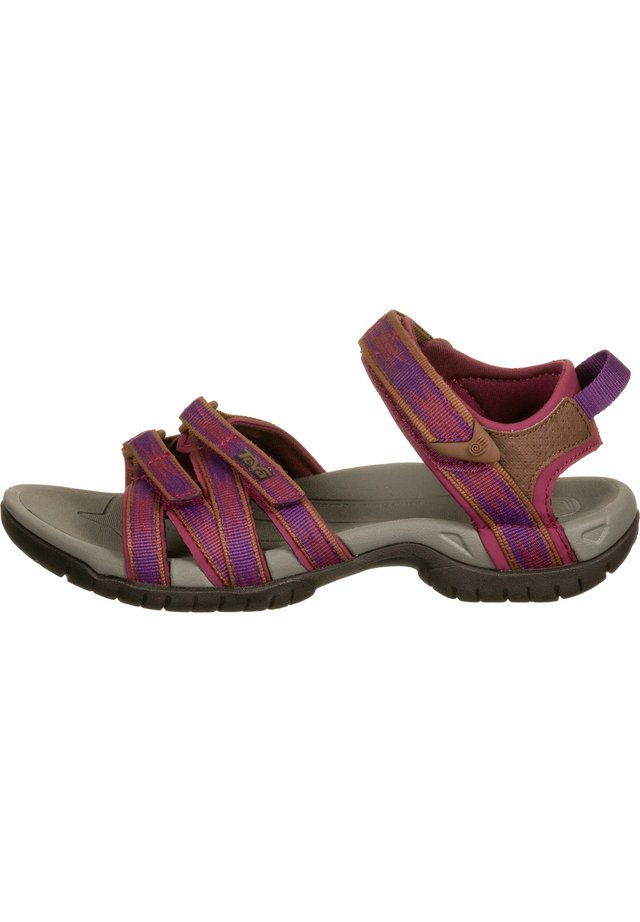 Walking sandals - halcon glocinia