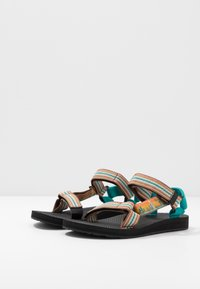 Teva - ORIGINAL UNIVERSAL WOMENS - Outdoorsandalen - cactus/sunflower - 2