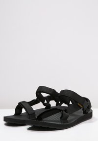 Teva - ORIGINAL UNIVERSAL WOMENS - Walking sandals - black - 2